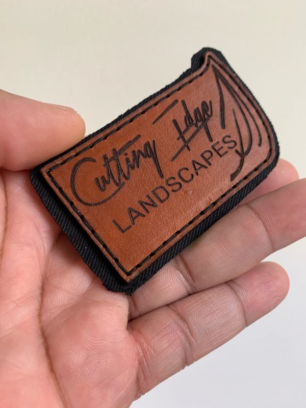 Genuine Leather Patch